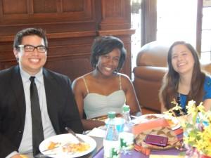 Senior dinner 2013